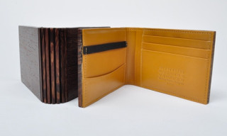 Maison Martin Margiela Wood Wallets