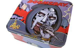 "MF DOOM ""Operation: Doomsday"" Lunchbox"