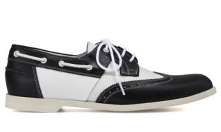 Mihara Yasuhiro Half Deck Shoes