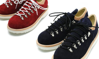 nano universe Mountain OX Shoes