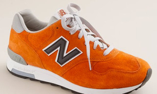 J.Crew for New Balance 1400 Spring 2011