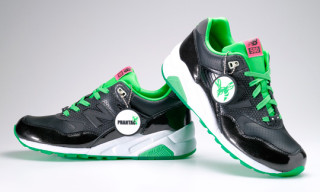 "New Balance x PHANTACi MT580 ""Green Hornet"" – A Detailed Look"