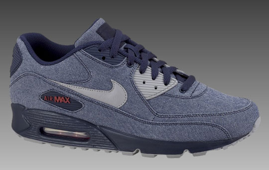 Nike Air Max 90 Denim Pack Highsnobiety