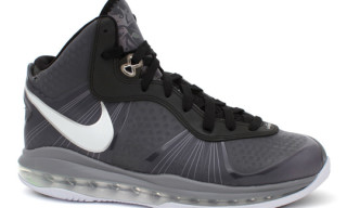 Nike LeBron 8 V2 Cool Grey