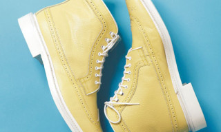 Phenomenon x Regal Wingtip Boots Spring/Summer 2011