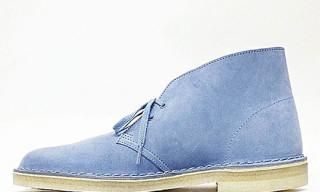 SHIPS x Clarks Desert Boots