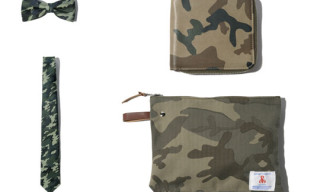 Sophnet Camo Accessories Spring/Summer 2011