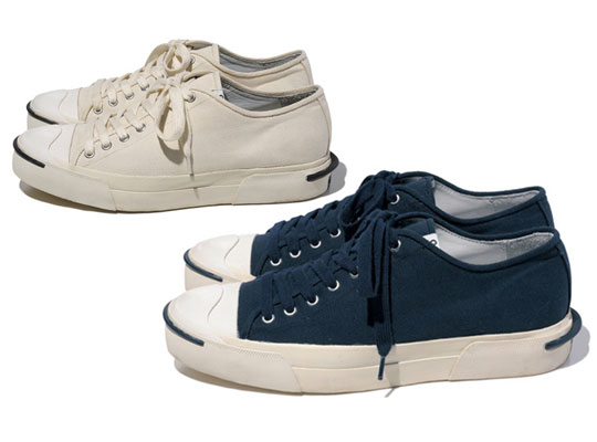 VISVIM Canvas sneakers TklTK0CV