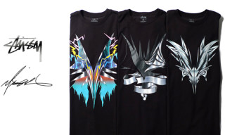 Stussy x Madsaki T-Shirt Collection