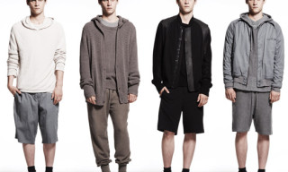 T by Alexander Wang Spring/Summer 2011 Collection Lookbook