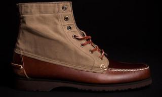 Vane x Sebago Field Exo Boots