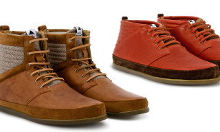Volta Fall/Winter 2011 Footwear Collection