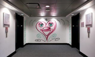 Wallworks at the Cosmopolitan Las Vegas by Kenny Scharf & Others