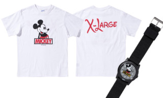 "XLarge x Disney ""Mickey Mouse"" Capsule Collection Spring 2011"
