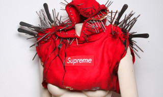 A-Morir x Supreme Hoody for Lady Gaga
