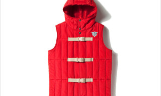 Billionaire Boys Club® Hooded Down Vest