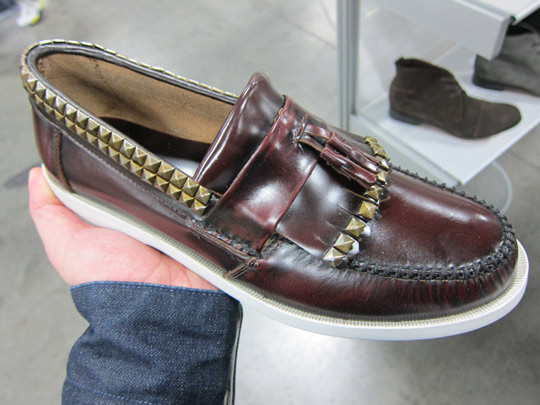 Caminando Studded Loafers Highsnobiety hot sale s132716079
