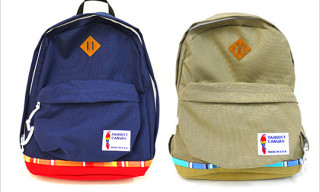 Gallery 1950 x Parrott Canvas Backpacks