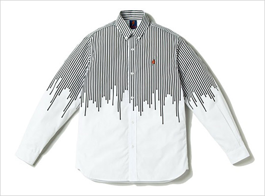 Ice Cream 'Drip' Button Down Shirt | Highsnobiety