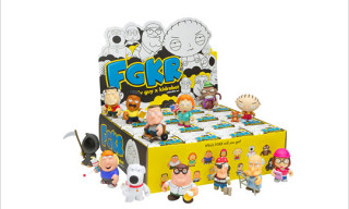 Kidrobot x Family Guy Mini-Figures