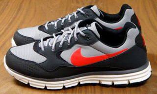 Nike Lunar Wood+ Matte Silver