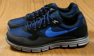 Nike Lunar Wood – Obsidian/Black