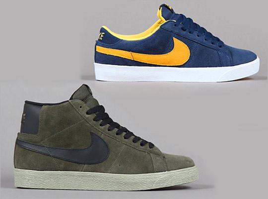 Nike Blazer Cs De Mi-mandat