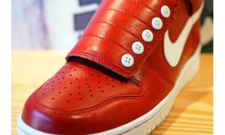 ?uestlove x Nike Dunk Hi Strap & Dunk Hi Bz