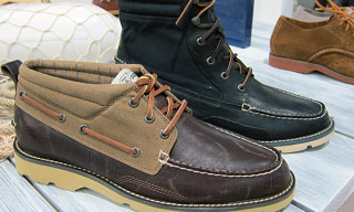 Sperry Fall 2011 Shipyard Boots