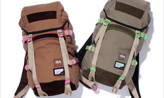 Stussy Deluxe x master-piece Bag Collection – Further Look