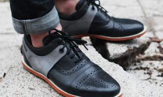 Tsubo Wexler Brogue Shoes & Bowery Lane Bicycle