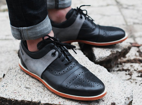 Tsubo Wexler Brogue Shoes Bowery Lane Bicycle Highsnobiety
