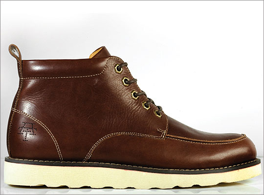 Amongst Friends Work Boots Spring 2011 | Highsnobiety