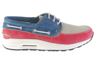 Be Positive Soft Boat Suede Shoe