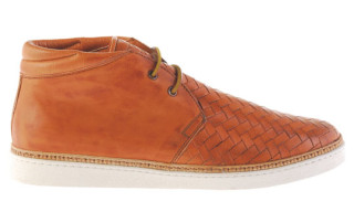 Be Positive Chukka Woven Leather