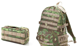 Billionaire Boys Club Molle System Military Backpack & Pouch
