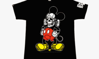 "Bounty Hunter x David Flores ""Mickey Mouse"" T-Shirt"