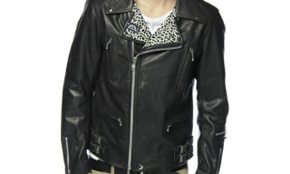 Bounty Hunter x Raleigh Biker Jacket
