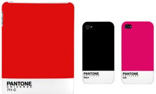 Case Scenario Pantone iPad & iPhone Case Collection
