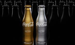 "Daft Punk x Coca-Cola ""Club Coke"" Bottles"