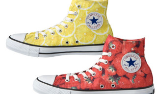 "Converse All Star Hi ""Fruit"" Pack"