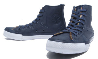 Schott for Converse Chuck Taylor All Star Leather Jacket Spring 2011