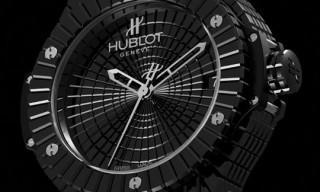 Hublot Big Bang Black Caviar