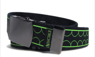 Invincible x Original Fake T-Shirt & Belt