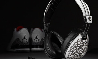 Air Jordan 2011 and Air Jordan 3 Retro Headphone Packs