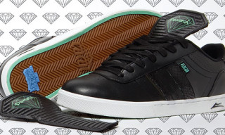 Lakai x Diamond Supply Co. Biebel2 LK