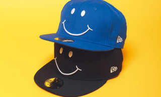 "Markaware ""Smiley"" New Era Caps"