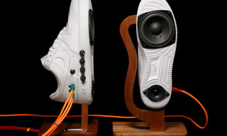 Nashmoney Sneaker Speakers