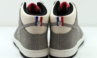 "Nike Dunk Hi ""French Football Federation (FFF)"" Collection"