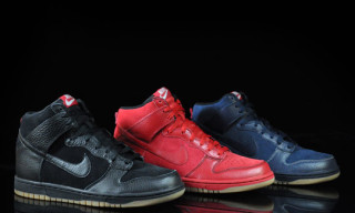 "Nike Dunk Hi ""Be True To Your Street"" Pack"